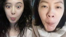范冰冰、小S都瘋狂的瘦臉法!一起來做超醜臉瑜珈