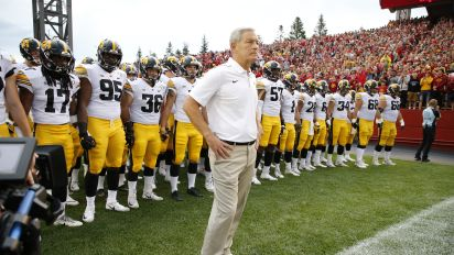 Black ex-Iowa players demand $20M, coach's job
