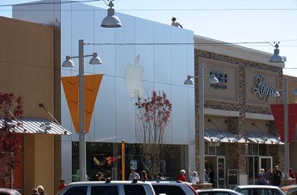 Apple Store Albuquerque Grand Opening Photos