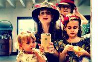 Vanessa Lóes: 'Quando mães saem do sério, é amor em excesso'