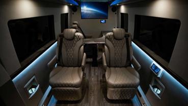 最安全的豪華行動辦公室─Inkas推出「VIP Mobile Office」