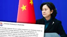'They'll pay the price': China hits back at human rights criticism