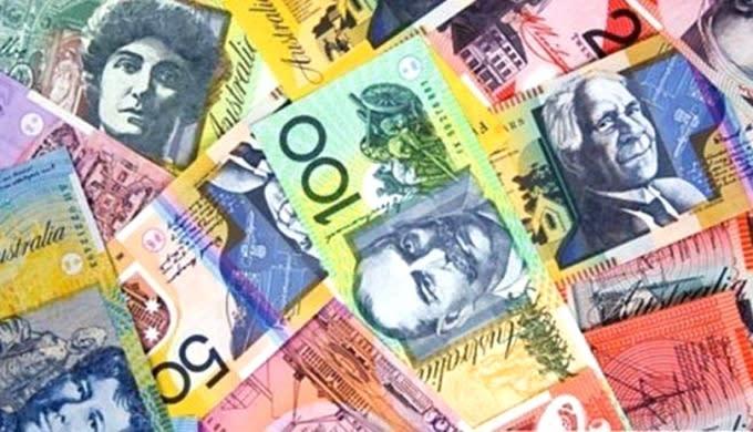 匯豐銀行預計,澳元兌美元將在2018年底達到0.84。