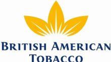 British American Tobacco Only Tobacco Company Featured in Prestigious Dow Jones Sustainability World Index