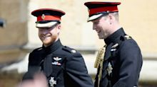 Prince William will act as compere and not give a speech at royal reception