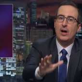 John Oliver has a plan to seal Donald Trump's place in history