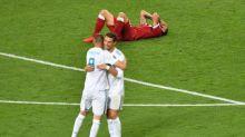Benzema fala sobre parceria com CR7: 'Joguei para ele'