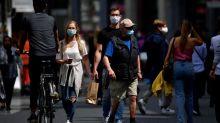 """""""On peut plus rien faire !"""" : à Anvers, l'instauration d'un couvre-feu contre le coronavirus fatigue les habitants et fait fuir les touristes"""