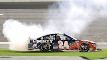 William Byron wins at Daytona to qualify for the NASCAR Cup Series playoffs as Jimmie Johnson misses out