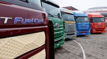 Hyundai delivers first fuel cell trucks to Switzerland