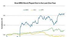 Comparing NRG Energy's Valuation to Its Peers
