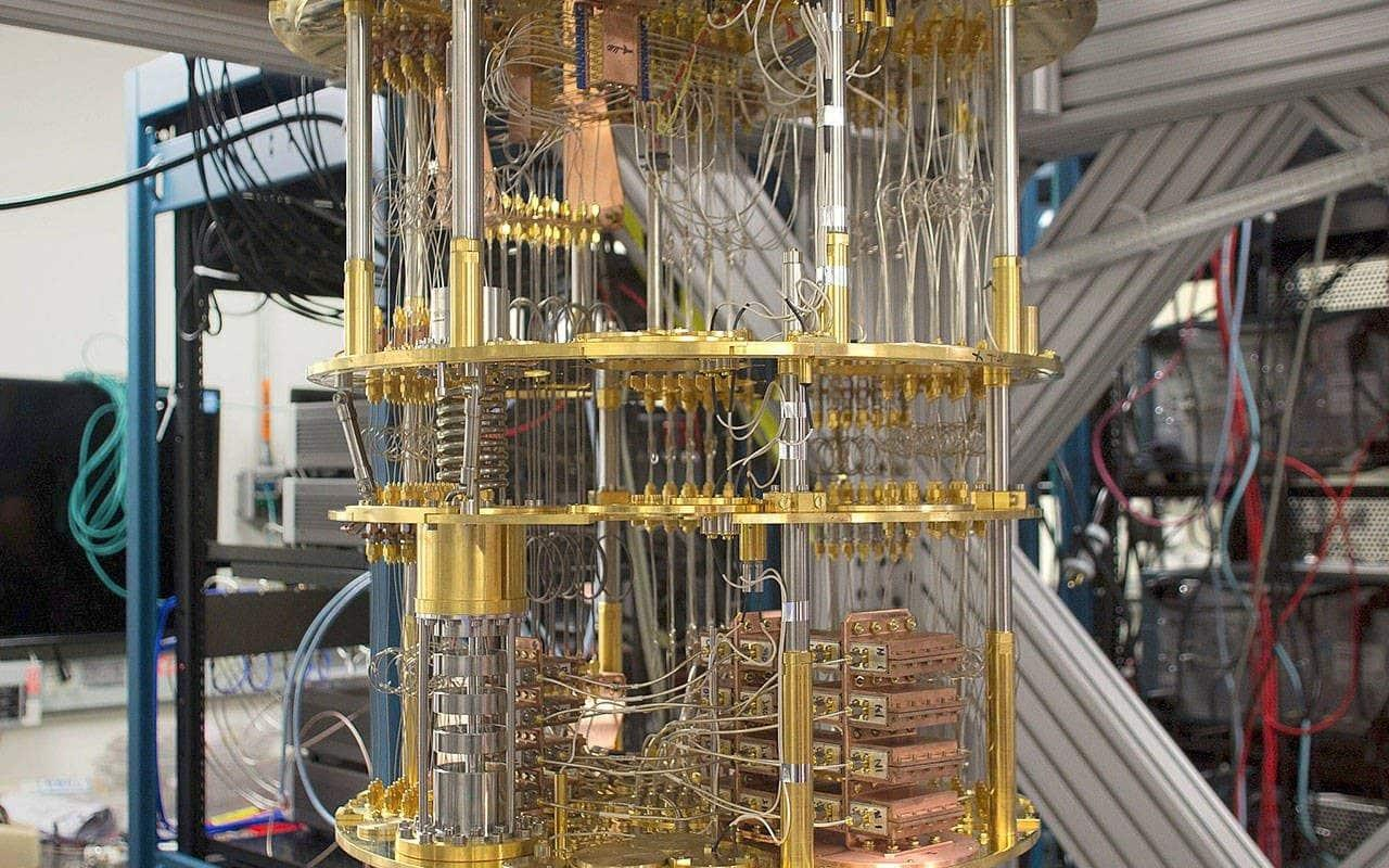 Inside IBM's Zurich lab, where scientists are creating technology that could break the bank