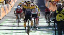 Tour de France - Primoz Roglic, après sa victoire à Orcières-Merlette: «Je suis de retour»