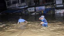 Al menos 10 muertos y decenas de desaparecidos por inundaciones en Indonesia