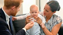Archie, Meghan y Harry celebrarán 'Acción de Gracias' en L.A.