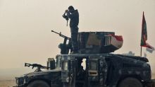 Wave of strikes as IS puts up tough defence of Mosul
