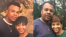 Get ready to believe in love! Couple recreates photo from 1993