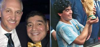 'Impossible' Maradona story stuns football world