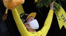 Tour de France - Primoz Roglic, nouveau Maillot Jaune du Tour: «Quelque chose d'exceptionnel»