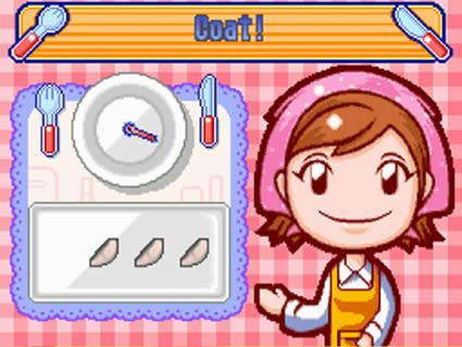 Reminder: Throw down with Cooking Mama