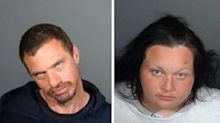 Couple arrested after 'trying to sell their children for money or drugs'