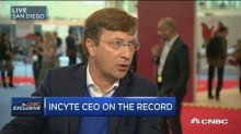 Incyte CEO: We're building for the long term