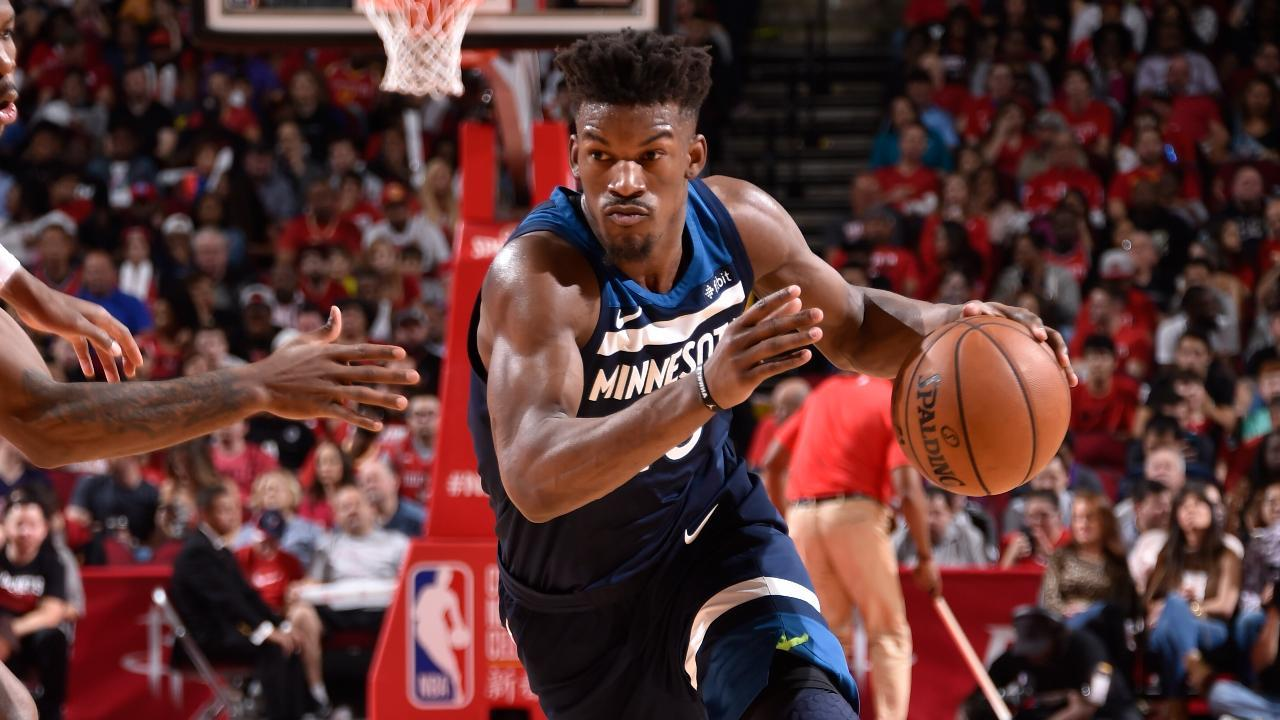 Will Jimmy Butler's Knee Injury Doom Wolves' Playoff Hopes?