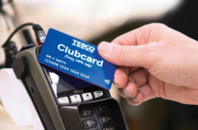 Tesco adds Uber rewards as the Clubcard goes contactless