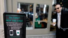 Starbucks' mobile order push meets resistance from ritual seekers