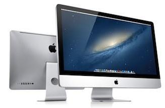 27-inch iMac in short supply at Apple Stores
