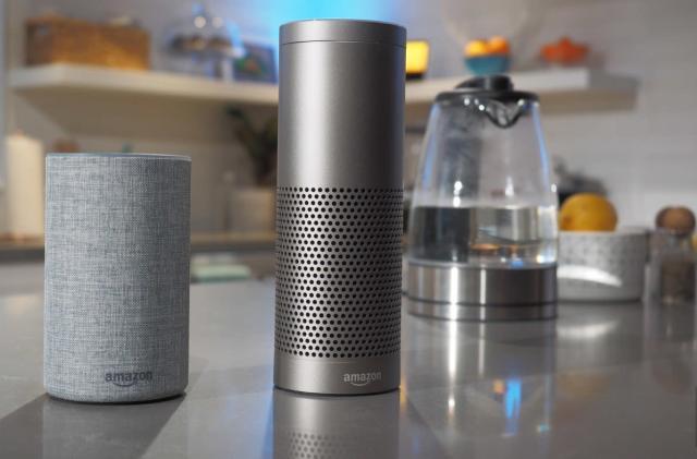 Amazon's Echo Plus packs in a smart home hub