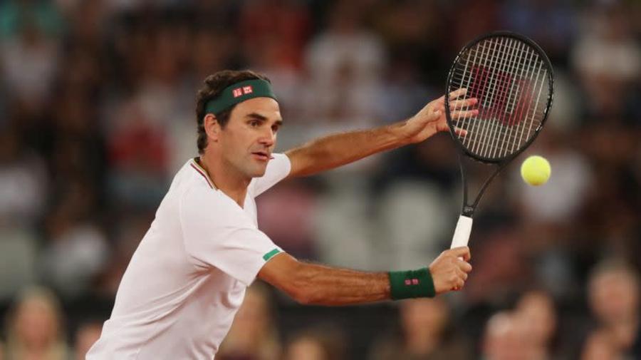 Federer pain-free and on track for Australian Open