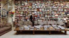 被書海重重包圍!造訪老佛爺 Karl Lagerfeld 巴黎工作室