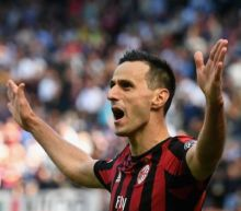 Serie A: Kalinic nets AC Milan double to secure victory over Udinese