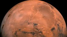 Meteorite returned to the surface of Mars, 700 thousand years after falling to earth