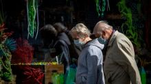Moscow mayor orders elderly to stay home as virus rebounds