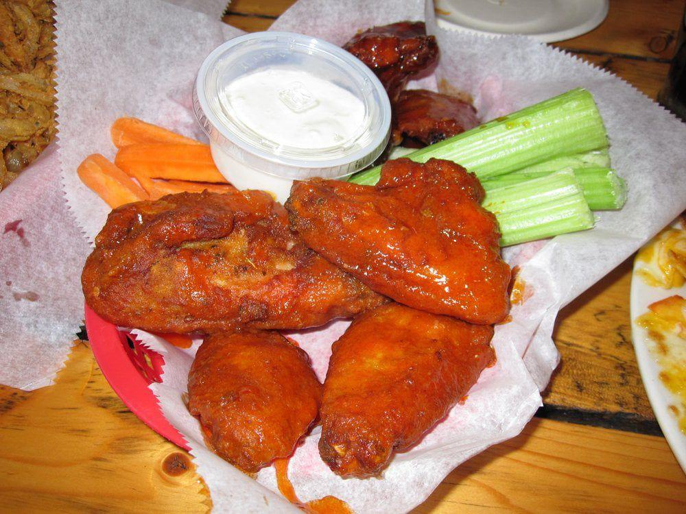 Here's Where to Get the Best Wings In Your State