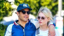 El amor supera las cámaras: La actriz que interpreta a Mary en Bohemian Rhapsody es la novia de Rami Malek