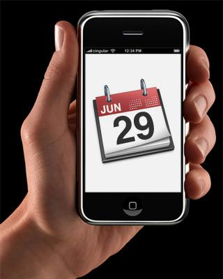 iPhone release date confirmed: yours on June 29th