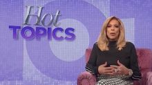 Wendy Williams Says 'I'm Not Perfect' After Bizarre On-Air Behavior — Watch