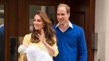 The New Princess: William And Catherine Reveal Royal Baby Name