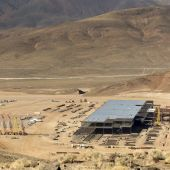 Live Blog: Tesla Unveils the Gigafactory