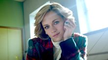 New look at Kristen Stewart as Princess Diana as 'Spencer' shoots in the UK