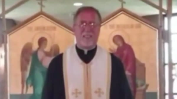 Indiana Priest Beaten Unconscious, Allegedly Told 'This Is For All The Little Kids'