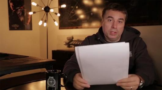 Star Citizen's Roberts talks dogfighting module, Elite alpha, and more