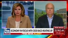 Karl Rove warns President Trump against asking Congress to help keep the economy humming