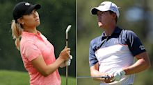 Power couple Danielle Kang, Maverick McNealy each in contention