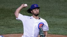 Darvish, Contreras lead Cubs past Cardinals 4-1