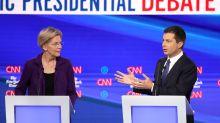 Tonight's Democratic debate set to feature attacks on Pete Buttigieg as he leads Elizabeth Warren in Iowa