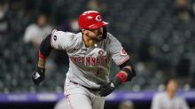 Reds win again in extras, beat Rockies 6-5 in 12 innings